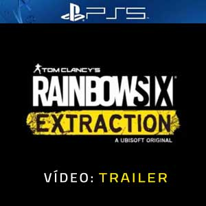 Rainbow Six Extraction PS5 Atrelado De Vídeo