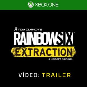 Rainbow Six Extraction Xbox One Atrelado De Vídeo
