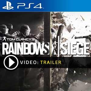 Comprar Rainbow Six Siege PS4 Codigo Comparar Preços