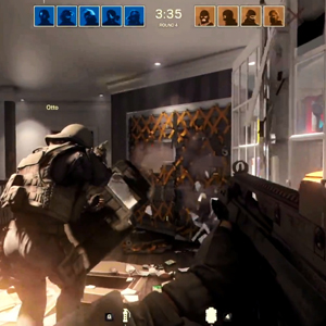 Rainbow Six Siege PS4 Gameplay