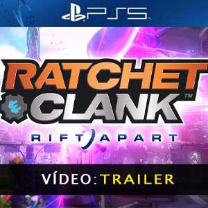Ratchet & Clank Rift Apart PS5 Atrelado De Vídeo