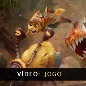 Ratchet & Clank Rift Apart PS5 Vídeo De Jogabilidade