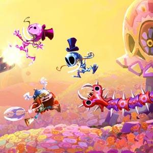 Rayman Legends - Flores