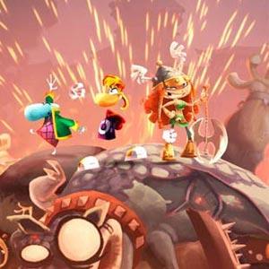 Rayman Legends - Vitória