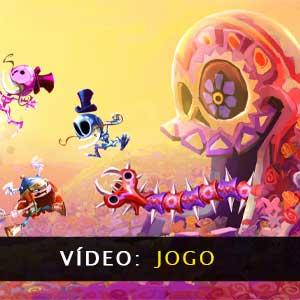 Rayman Legends Vídeo de jogabilidade