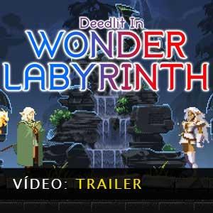 Record of Lodoss War Deedlit in Wonder Labyrinth Vídeo do atrelado
