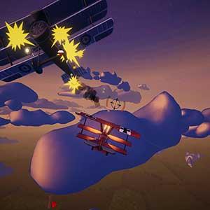 Red Wings Aces of the Sky Avião de Guerra