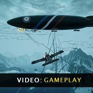 Red Wings Aces of the Sky Vídeo de jogabilidade
