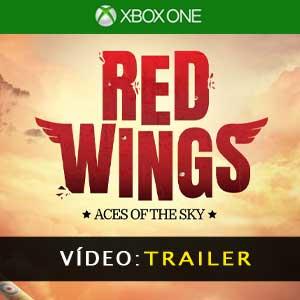 Red Wings Aces of the Sky Vídeo do atrelado