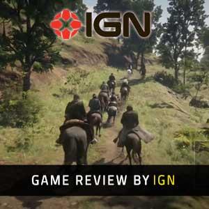 Vídeo da jogabilidade Red Dead Redemption 2