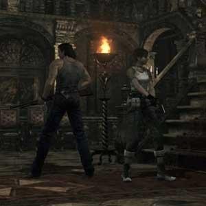 Resident Evil 0 HD Gameplay