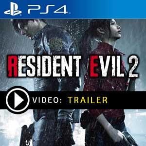 Comprar Resident Evil 2 PS4 Comparar Preços