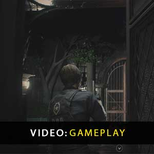 Vídeo de Jogador Resident Evil 2