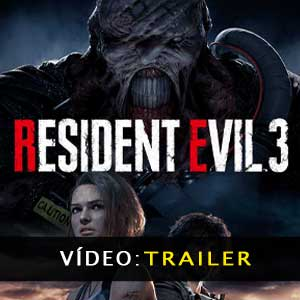 Resident Evil 3 Vídeo do atrelado
