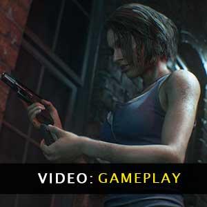 Resident Evil 3 Vídeo de jogabilidade