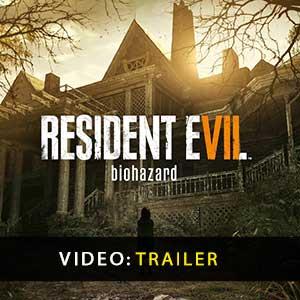 Resident Evil 7 Biohazard Atrelado De Vídeo