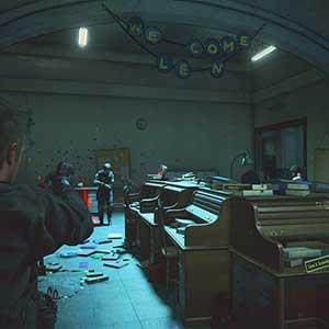 Resident Evil Re:Verse - Bem-vindo