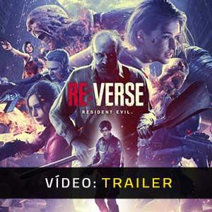 Resident Evil Re:Verse Atrelado de vídeo