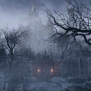 Resident Evil Village Castelo