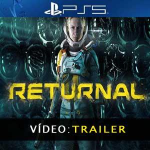 Returnal PS5 Atrelado De Vídeo