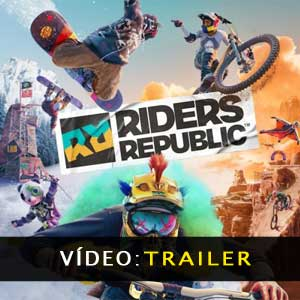 Riders Republic Vídeo do atrelado