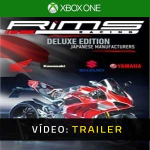 Rims Racing Japanese Manufacturers Deluxe Xbox One Atrelado De Vídeo