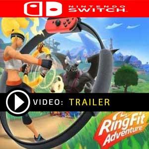 Comprar Ring Fit Adventure Nintendo Switch barato Comparar Preços