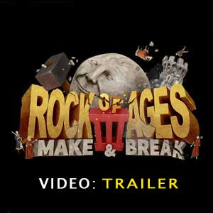 Comprar Rock of Ages 3 Make and Break CD Key Comparar Preços