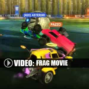 Rocket League Frag Movie
