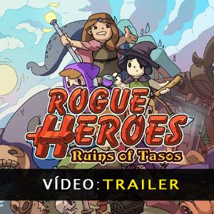 Rogue Heroes Ruins of Tasos Nintendo Switch Atrelado de vídeo