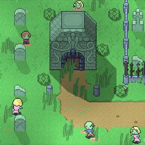 Rogue Heroes Ruins of Tasos - Town