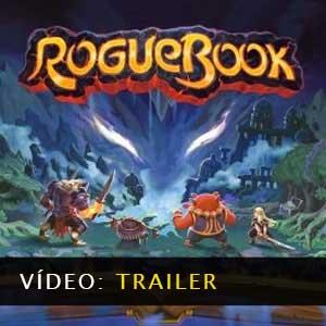 Roguebook Atrelado De Vídeo