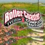 RollerCoaster Tycoon 3 Edição Completa Vindo para PC e Switch
