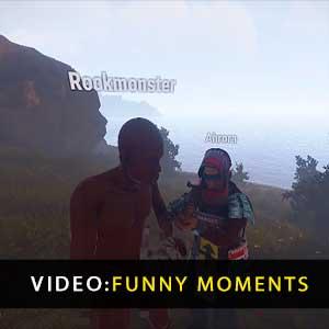 Rust - Momentos Engraçados