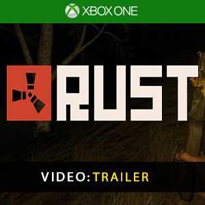 Vídeo do trailer da Rust Xbox One
