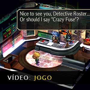 SaGa Frontier Remastered Vídeo de jogabilidade