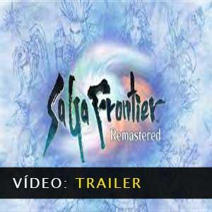 SaGa Frontier Remastered Vídeo do atrelado