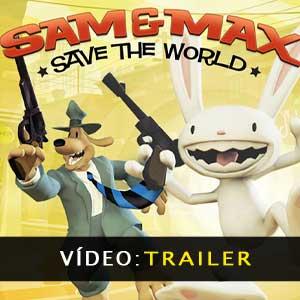 Sam & Max Save the World Atrelado de vídeo