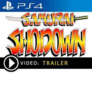 Comprar Samurai Shodown PS4 Comparar Preços