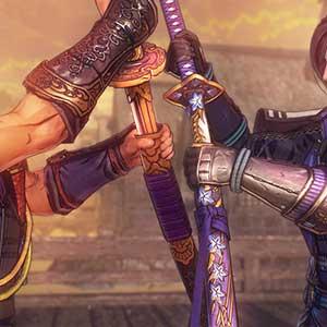 Samurai Warriors 5 Pacto De Espada