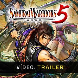 Samurai Warriors 5 Atrelado De Vídeo