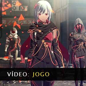 Scarlet Nexus Vídeo de jogabilidade