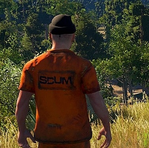 SCUM Floresta