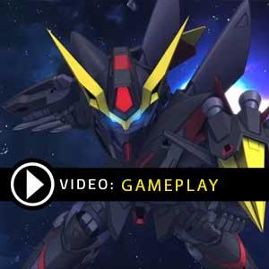 SD Gundam G Generation Cross Rays Gameplay Video