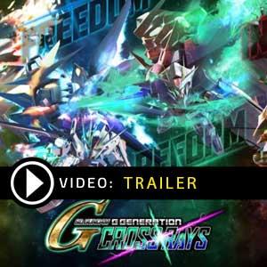Comprar SD Gundam G Generation Cross Rays CD Key Comparar Preços