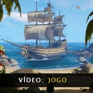 Vídeo de jogo Sea of Thieves Black Dog Pack