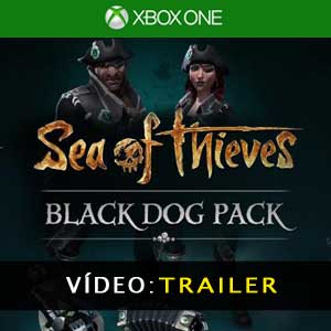 Vídeo do trailer Sea of Thieves Black Dog Pack