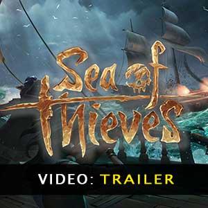 Vídeo do Sea of Thieves de reboque