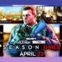 CoD Black Ops Cold War & Warzone: Chegou a 3ª Temporada