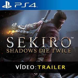 Vídeo de trailer Sekiro Shadows Die Twice